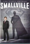 Smallville - Sesong 10 (UK-import) (DVD)
