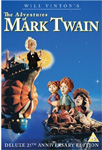 The Adventures Of Mark Twain (UK-import) (DVD)