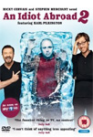 Karl Pilkington: An Idiot Abroad - Sesong 2 (UK-import) (DVD)