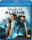 Cowboys And Aliens (Blu-ray + DVD)