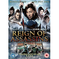 Reign Of Assassins (UK-import) (DVD)