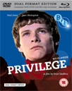 Privilege (UK-import) (Blu-ray + DVD)