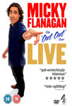 Micky Flanagan - The Out Out Tour (UK-import) (DVD)