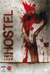 Hostel - Part I, II & III (DVD)