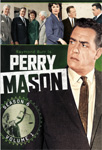 Perry Mason - Sesong 6 Del 1 (DVD - SONE 1)