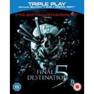 Final Destination 5 (UK-import) (Blu-ray + DVD)