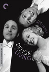 Produktbilde for Design For Living - Criterion Collection (DVD - SONE 1)