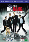 The Big Bang Theory - Sesong 4 (DVD)