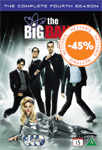 Produktbilde for The Big Bang Theory - Sesong 4 (DVD)