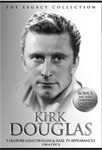 Kirk Douglas  - The Legacy Collection (DVD - SONE 1)