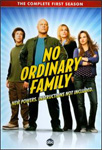 No Ordinary Family - Sesong 1 (DVD - SONE 1)