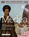 Medea (UK-import) (Blu-ray + DVD)