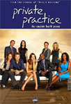 Private Practice - Sesong 4 (UK-import) (DVD)