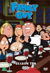 Family Guy - Sesong 10 (DVD)