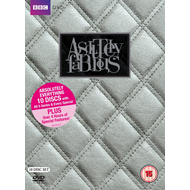 Absolutely Fabulous - Absolutely Everything (UK-import) (DVD)