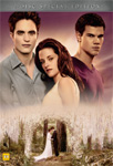 The Twilight Saga - Breaking Dawn - Del 1 (DVD)