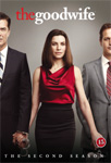 The Good Wife - Sesong 2 (DVD)