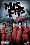 Misfits - Sesong 2 (UK-import) (DVD)
