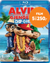 Produktbilde for Alvin Og Gjengen 3 - Chip-O-Hoi (Blu-ray + DVD)