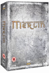 Merlin - Sesong 4 (UK-import) (DVD)