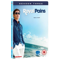 Royal Pains - Sesong 3 Del 1 (UK-import) (DVD)
