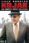 Kojak - The Complete Movie Collection (DVD - SONE 1)