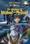 Produktbilde for The Adventures Of Ichabod And Mr. Toad (UK-import) (DVD)