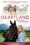 Heartland - Sesong 3 (UK-import) (DVD)