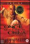 Once Upon A Time In China Trilogy (UK-import) (DVD)