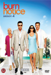 Burn Notice - Sesong 4 (UK-import) (DVD)