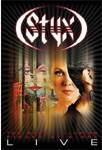 Styx - The Grand Illusion & Pieces Of 8 - Live (UK-import) (DVD)