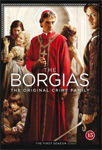 The Borgias - Sesong 1 (DVD)