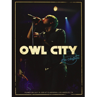 Owl City - Live From Los Angeles (DVD)