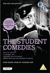 The Student Comedies (UK-import) (DVD)