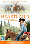 Heartland - Sesong 4 (UK-import) (DVD)