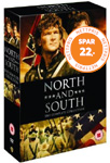 North And South - The Complete Collection (UK-import) (DVD)