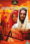 The Greatest Story Ever Told (UK-import) (DVD)