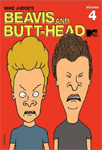 Produktbilde for Beavis & Butthead - Volume 4 (DVD - SONE 1)