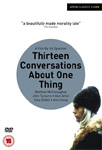 Thirteen Conversations About One Thing (UK-import) (DVD)