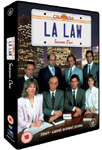 L.A. Law - Sesong 1 (UK-import) (DVD)
