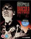 Dracula: Prince Of Darkness (UK-import) (Blu-ray + DVD)