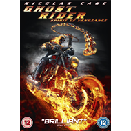 Ghost Rider 2 - Spirit Of Vengeance (UK-import) (DVD)