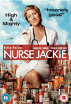 Nurse Jackie - Sesong 3 (UK-import) (DVD)