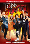 Todd And The Book Of Pure Evil - Sesong 1 (DVD - SONE 1)