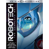 Robotech - The Complete Set (DVD - SONE 1)