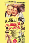 I Married An Angel (DVD)