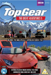 Top Gear - The Great Adventures - Vol. 5 (UK-import) (DVD)