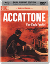 Accattone (UK-import) (Blu-ray + DVD)