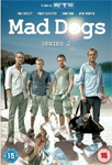Mad Dogs - Sesong 2 (UK-import) (DVD)