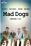 Mad Dogs - Sesong 1 & 2 (UK-import) (DVD)